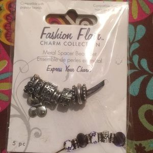 Pulsera fashion flair charm collection